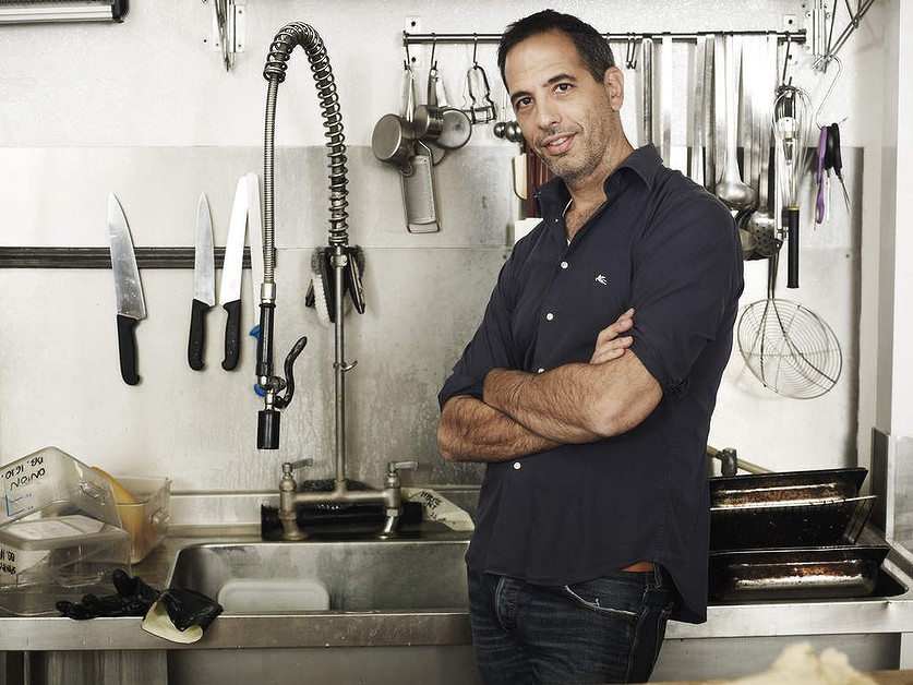 Kitchen Spy with chef and author Yotam Ottolenghi International man of the moment, chef Yotam Ottolenghi.