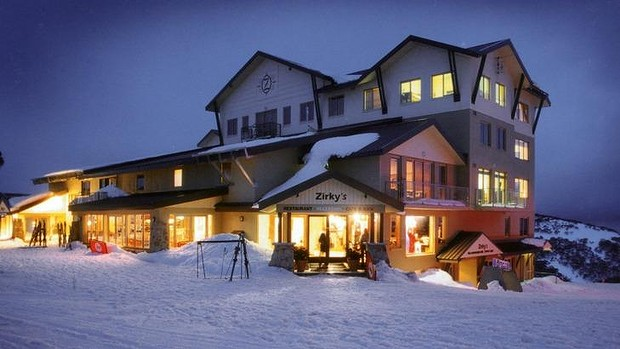 Zirky's ski lodge, Mt Hotham