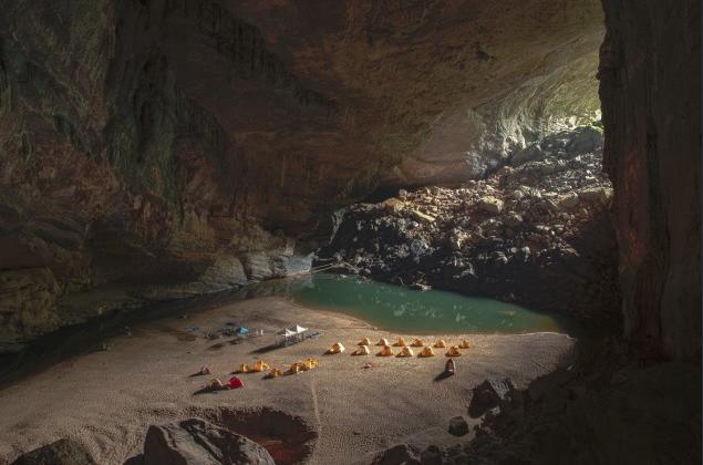 Going underground in Vietnam